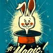 It´s Magic!. Un projet de Illustration, Conception d'affiche, Illustration numérique et Illustration jeunesse de Ed Vill - 04.02.2020