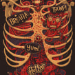 Anatomical Study. A Illustration, T, pografie und Lettering project by Steve Simpson - 10.09.2012