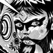 Darkstar #1. Un projet de Illustration, B , et e dessinée de Charles Glaubitz Gonzalez - 11.02.2020