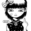 Little Miss Jaguar #1. Un progetto di Fumetto e Illustrazione di Charles Glaubitz Gonzalez - 11.02.2020