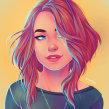 Color study. Un progetto di Disegno artistico e Illustrazione digitale di Natália Dias - 13.02.2020