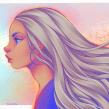 Color Study. Un progetto di Illustrazione digitale di Natália Dias - 13.02.2020
