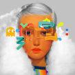 La Romana. Un proyecto de Ilustración, Ilustración digital e Ilustración de retrato de Samuel Rodriguez - 15.02.2019