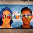 In Common Space. Un proyecto de Instalaciones y Pintura acrílica de Samuel Rodriguez - 15.04.2019