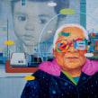 Caras De La Misión. Um projeto de Pintura Acrílica e Artes plásticas de Samuel Rodriguez - 15.07.2017