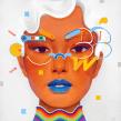 Vogue. A Digital illustration & Illustration project by Samuel Rodriguez - 02.15.2020