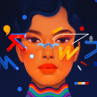Collaboration With Procreate. A Digital illustration & Illustration project by Samuel Rodriguez - 01.01.2020
