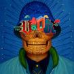 Xbox - Dia De Los Muertos. Um projeto de Ilustração e Ilustração digital de Samuel Rodriguez - 15.11.2018