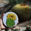 Bordado Botánico. A Stickerei project by Coricrafts - 20.02.2020