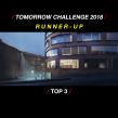 Tomorrow Challenge 2018. Un projet de 3D, Architecture, Direction artistique , et Architecture numérique de Gustavo Correa - 20.01.2018