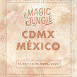 Seminario Negocio Artístico / Magic Jungle CDMX / 17-19 de Abril 2020. Um projeto de e-commerce de Ana Victoria Calderon - 25.02.2020