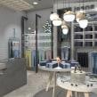 Visualización arquitectónica 3D: proyectos comerciales. Un projet de 3D, Architecture d'intérieur, Design d'intérieur, Modélisation 3D, Conception 3D , et Conception d'espaces commerciaux de Alexandra Proaño Gonzales - 03.03.2020