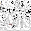 HASTING NEXUS SCHOOL DESIGN. Un projet de Illustration de Óscar Lloréns - 04.03.2020