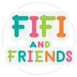 Fifi and Friends. A Character Design, and Art Direction project by Caio Martins - 03.15.2020