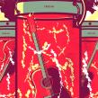 Los Tres. Um projeto de Design de cartaz de Wes Art Studio - 23.03.2020