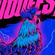 Ruido Fest 2017. Um projeto de Design de cartaz de Wes Art Studio - 23.03.2020