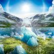 Terra. Un projet de Collage, Photographie numérique , et Retouche photographique de Nick Pedersen - 01.04.2020