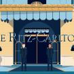 The Ritz -Carlton NY. Un proyecto de Ilustración, Animación y Dirección de arte de Vero Escalante - 23.07.2017
