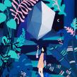 La Fuerza. Un proyecto de Ilustración, Ilustración digital, Concept Art e Ilustración botánica de Vero Escalante - 02.04.2020