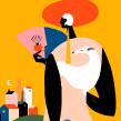 PERSONAL I. Un proyecto de Ilustración de Willian Santiago - 02.04.2020