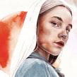 NUMEN VIII. Un progetto di Illustrazione, Illustrazione digitale, Illustrazione di ritratto , e Disegno di ritratto di Elena Garnu - 20.03.2020