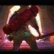 Entering the Pizzathedral 🍕. Un proyecto de Concept Art y Videojuegos de Nacho Yagüe - 03.04.2020