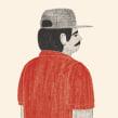 GATO PARDO. Un proyecto de Ilustración digital de Jimena Estíbaliz - 02.02.2020