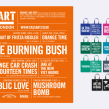 Cass Art London: 2012—2015. Un proyecto de Br, ing e Identidad, Diseño gráfico y Tipografía de Jamie Sanchez Hearn - 01.01.2015