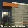 SketchUp - Prédios comerciais em Curitiba. A 3-D, 3-D-Modellierung, 3-D-Design und Architektonische Illustration project by Guilherme Coblinski Tavares - 10.01.2012