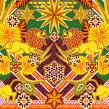 Laboratorio del Espíritu. A Illustration, Vector Illustration, Digital illustration, and Textile illustration project by Catalina Estrada Uribe - 04.16.2000