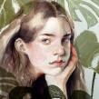 HEART OF WATERCOLOR. Un projet de Dessin de portrait, Dessin numérique , et Aquarelle de Elena Garnu - 23.04.2020