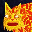 Cats. Un proyecto de Dibujo, Ilustración y Pintura a la acuarela de Ina Hristova - 01.05.2020