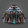 Infernus. Un proyecto de 3D, Diseño de automoción y Videojuegos de Alber Silva - 04.05.2020