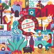 Barbacoa los domingos. Un proyecto de Ilustración de Pau Masiques - 16.05.2020