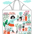 Gardening. Um projeto de Ilustração digital de Sara Tomate - 16.05.2020