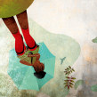 BROWN GIRL MAGIC. Un projet de Illustration et Illustration jeunesse de Fatinha Ramos - 16.05.2020