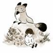 Ink Stories. Um projeto de Ilustração, Desenho artístico e Brush painting de Mika Takahashi - 03.12.2014