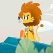 Pelikan Combino. Un proyecto de Ilustración, Animación, Dirección de arte y Animación de personajes de Yimbo Escárrega - 27.05.2020
