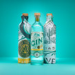 Gracias a Dios Gin -  Botánicos Original. A Packaging project by Abraham Lule - 12.20.2018