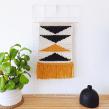 Tapiz Arrows. Un projet de Design , Illustration textile, Décoration d'intérieur , et Tissage de Flor Samoilenco - 01.06.2019