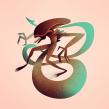 Xenomorph. Un progetto di Illustrazione, Character Design, Illustrazione vettoriale e Illustrazione digitale di Nathan Jurevicius - 24.06.2020