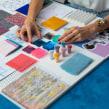 Mi Proyecto del curso: Color aplicado al diseño de interiores. Un progetto di Interior Design di Miriam Alía - 24.06.2020
