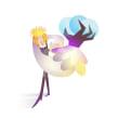 Jareth The Goblin King. Un progetto di Illustrazione, Character Design, Illustrazione vettoriale e Illustrazione digitale di Nathan Jurevicius - 28.06.2020