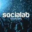SOCIALAB crowdfunding. A Marketing project by Disruptivo.tv - 06.29.2020
