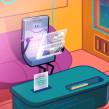 E-ALZ. Un proyecto de Publicidad, Cop, writing y Animación 2D de Christian Caldwell - 03.07.2020