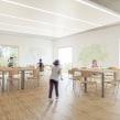 Imágenes 3D para concurso en Birmestorf, Suiza. FOCKETYN DEL RIO Studio.. Un projet de Design , 3D, Architecture , et Conception 3D de María Alarcón - 17.11.2020