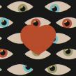 AJ Mitchell - Burn Music Video. Un projet de Direction artistique, Animation 2D , et Animation 3D de Andrea Gendusa - 22.06.2020