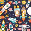 Ilustraciones para Revista Genios (Grupo Clarín). A Illustration, Character Design, Digital illustration, and Children's Illustration project by Pamela Barbieri - 07.14.2020