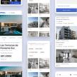 Metrovacesa web. Un progetto di Web Design , e UI/UX di Samuel Hermoso - 15.02.2019