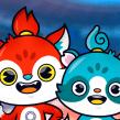 Goro y Pyu. Un progetto di Illustrazione , e Character Design di Estudio Kudasai - 19.07.2020